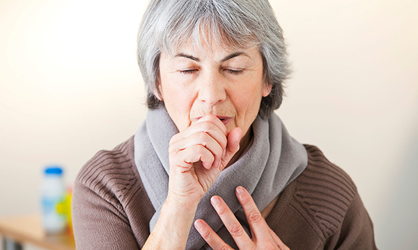 persistent coughing