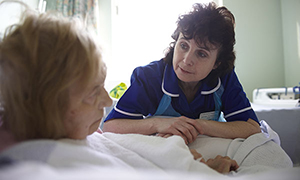 Enabling hospital staff to care for people with dementia