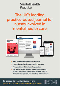 Mental Health Practice poster