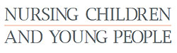 Nursing Children and Young People logo