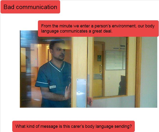 verbal and nonverbal communication in midwifery