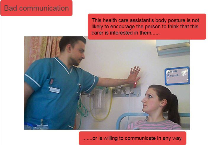 list of barriers to communication in health and social care