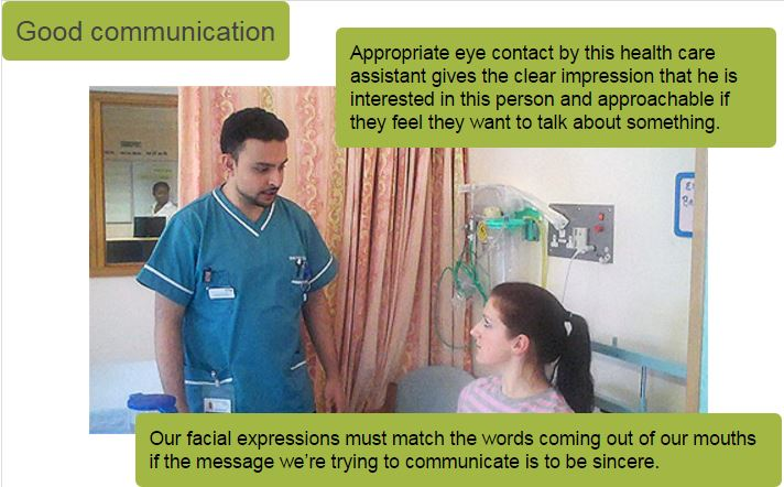 importance of communication in medicine