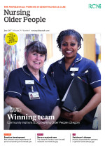 Read a sample edition of Nursing Older People