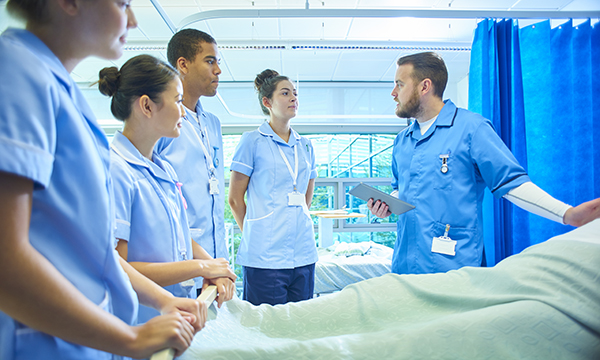 Nurses Need Protected Time For Training In Learning -2838