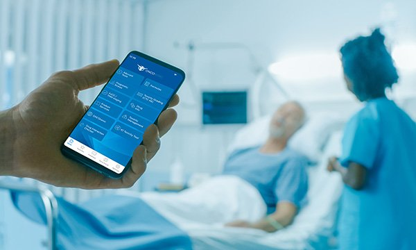 ONCOassist app is an oncology app that can save time, increase efficiency and improve the patient experience