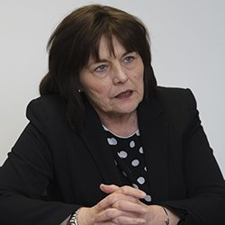 Jeane Freeman, Scotland's cabinet secretary for health and sport