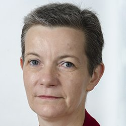 Nursing and Midwifery Council chief executive Andrea Sutcliffe