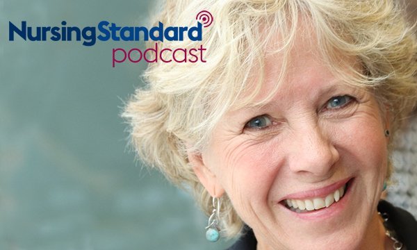 Podcast guest cancer nurse and author Janie Brown