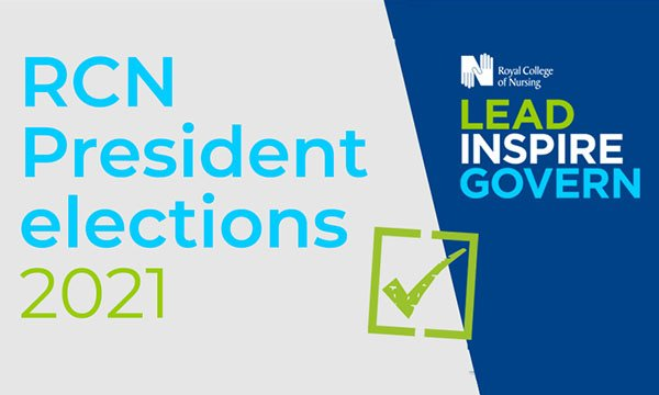Illustration announcing the RCN presidential elections for 2021