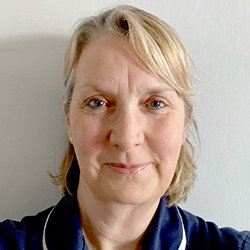 Gail Goddard, Queen's Nurse and team manager