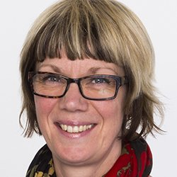 Picture of chair of the RCN Nursing Awards judging panel Joanne Bosanquet, chief executive of the Foundation for Nursing Studies