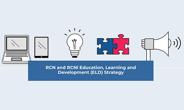RCN and RCNi announce education, learning and development strategy