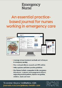 Emergency Nurse poster