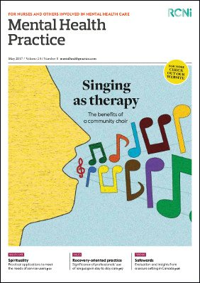Read a sample edition of Mental Health Practice