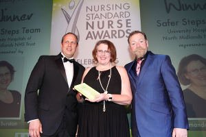 RCNi Nurse Awards ceremony 2015