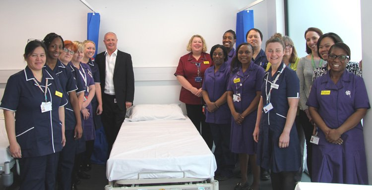 The pioneering Nightingale Project at Guy's and St Thomas' focuses on smooth and consistent teamwork