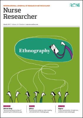Read a sample edition of Nurse Researcher, March 2017