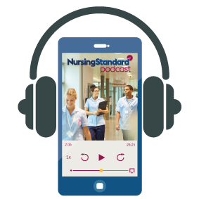 Nursing Standard podcast