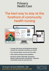 Primary Health Care poster