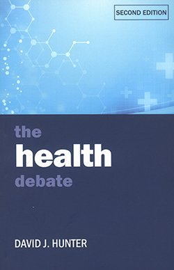 The Health Debate second edition book cover