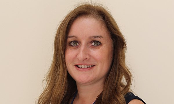 Picture shows consultant nurse in paediatric electrophysiology and inherited cardiac conditions Cath Renwick