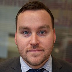 Picture of Mencap head of policy and public affairs Dan Scorer. The article explains how the new Liberty Protection Safeguards for people lacking mental capacity could affect learning disability nurses.