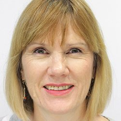 Picture of Elaine Maxwell, clinical adviser to the National Institute for Healthcare Research