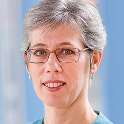 Irene Tuffrey-Wijne, chair in intellectual disability and palliative care at Kingston and St George's, University of London. NICE is reviewing its critical care scale amid concerns that people with learning disabilities could be denied intensive care.