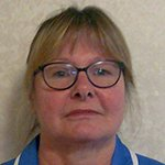 Nurse Karen Hutton, who has died with COVID-19