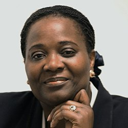 Lola Oni, specialist nurse consultant, lecturer and service director at Brent Sickle Cell and Thalassaemia Centre in London