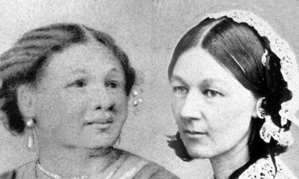 Mary Seacole and Florence Nightingale
