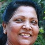 Nurse Philomina Cherian, who has died with COVID-19