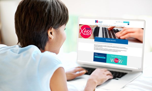 RCNXtra website offers members deals and savings