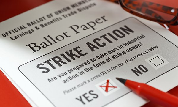 Strike action by nurses in Northern Ireland