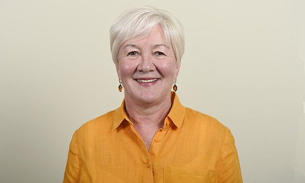 Theresa Fyffe, RCN Scotland director, who will retire in January 2021
