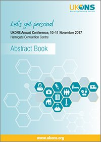 UK Oncology Nursing Society (UKONS) abstract book | RCNi