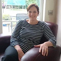 Open University senior lecturer in children and young people's nursing Wendy McInally