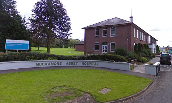 Muckamore Abbey mental health hospital for people with learning disabilities