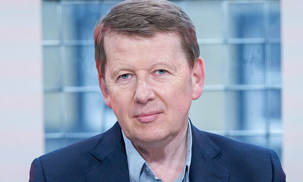 Picture of Bill Turnbull. Prostate cancer has overtaken breast cancer as the most diagnosed form of the disease as more men seek check-ups after celebrities went public with diagnoses.