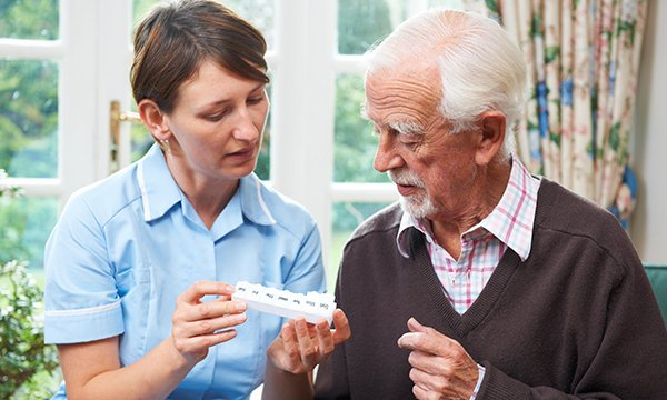 Many older people use multiple medicines, medicines optimisation helps to ensure safe and appropriate polypharmacy