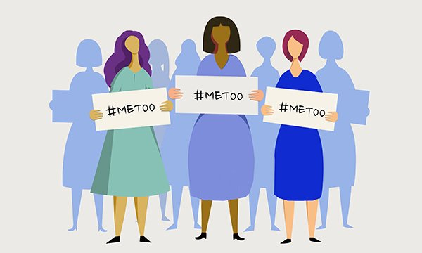 MeToo Standing together to fight sexual harassment