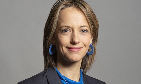 Minister of state for care Helen Whately