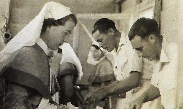 Wartime nursing