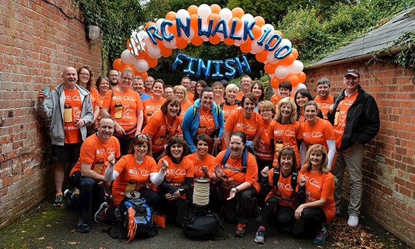 RCN Centenary Walk