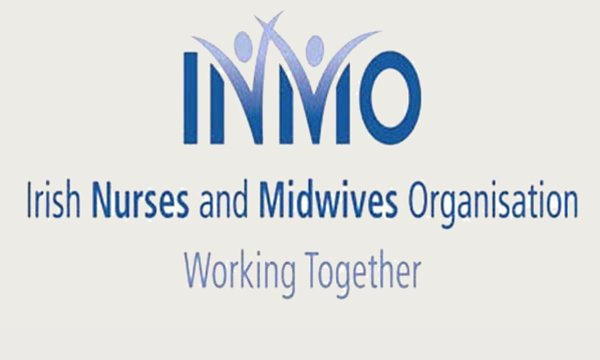 Irish Nurses & Midwives logo