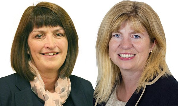 MPs Karen Lee and Maria Caulfield