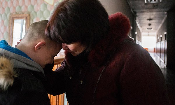 Some children with learning disabilities are living many miles from their families