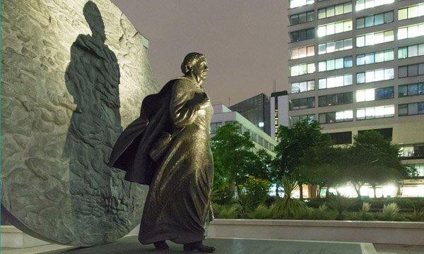 Mary Seacole statue