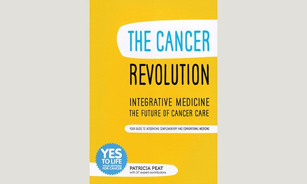 The Cancer Revolution book cover